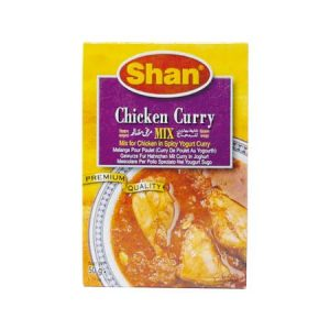 SHAN CHICKEN CURRY MIX