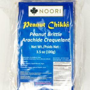 noori peanut chikki