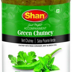 shan-green-chutney